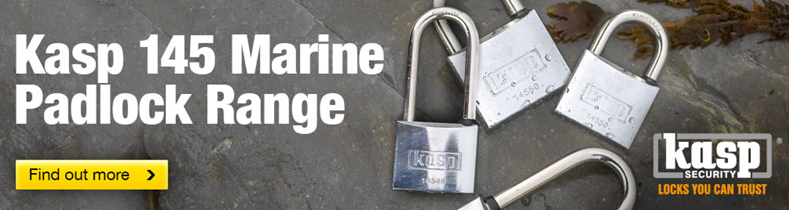 Kasp Security: Marine Padlocks